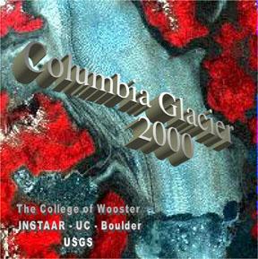 Columbia Glacier 2001