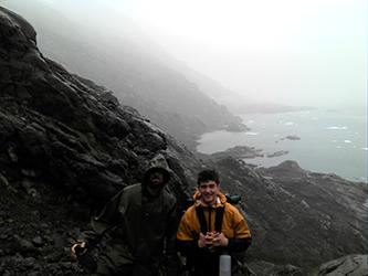 Columbia Glacier 2014